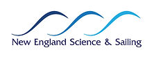 Project Oceanology partner, New England Science & Sailng, logo