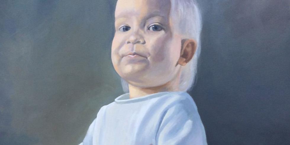 Konstutställning med Therese Thorgren