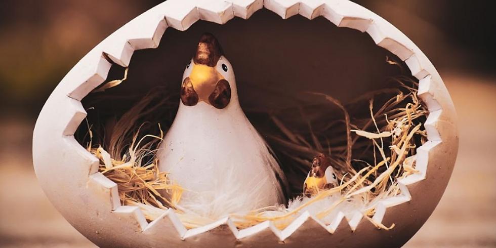 KULTURHUSET öppnar i påsk påskdagen+annandagen
