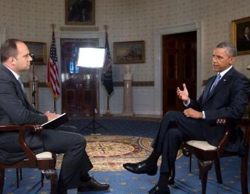 León Krauze y Barack Obama