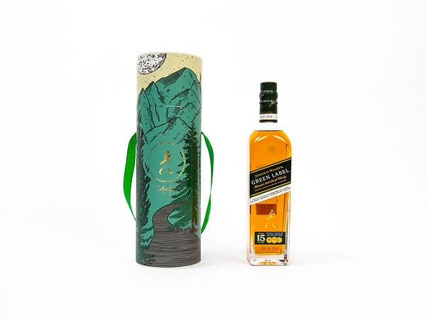 Johnnie Walker Green Label Cragganmore