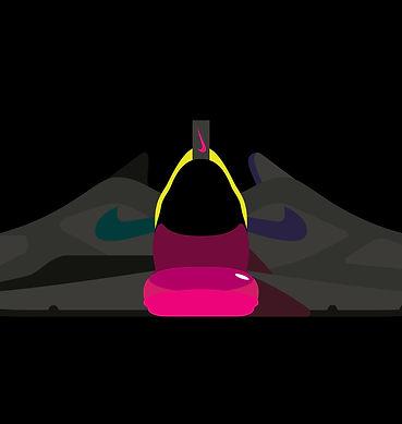 Influencias en el diseño del Nike Air Max 270