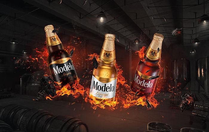 Modelo Negra, Modelo Especial, Modelo Ne