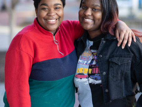 #AlwaysThere: The Givens Sisters