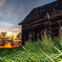 Old Sunset Barn