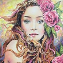 Donna Smallenberg Wind flowers