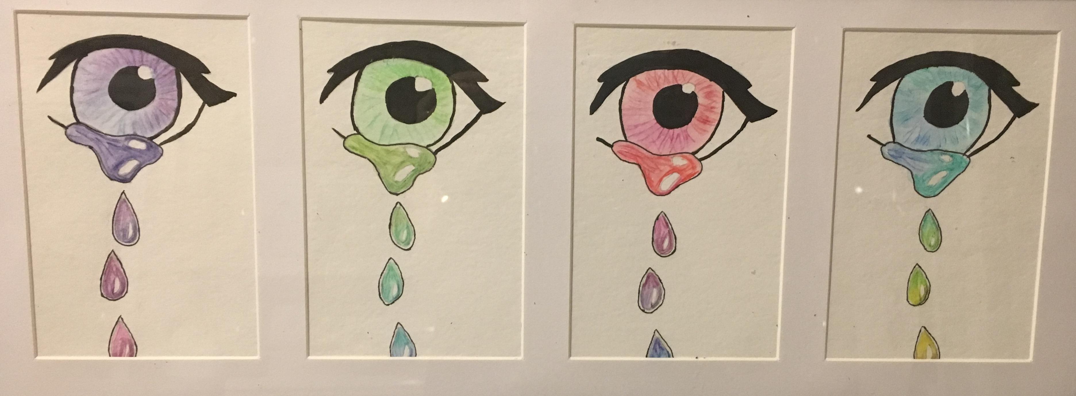 Haylee Boone artwork3 Eyes November 2017