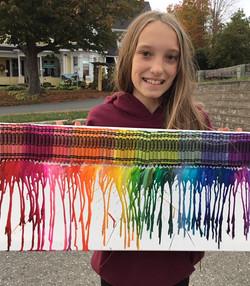 Haylee Boone artwork4 Crayons November 2