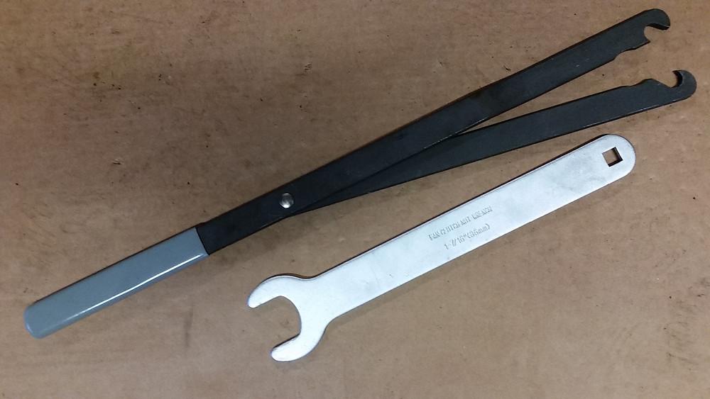 Special Fan Clutch Tools