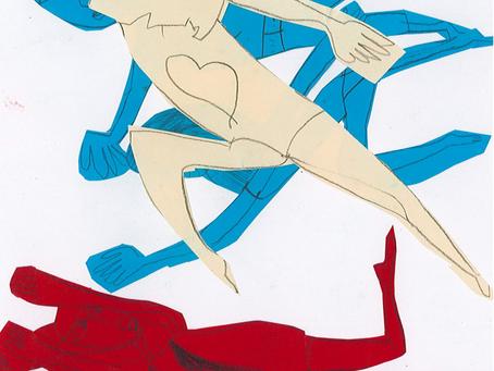 D'Après Fernand Léger : Anna H, Anna R et de Sacha .