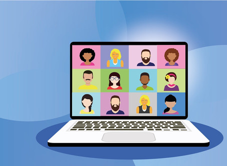 Enabling People Connect in Remote Workplaces