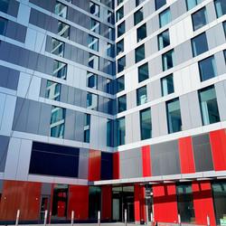 Dual Brand Seaport Hotel - progress