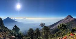 Acatenango's Summit
