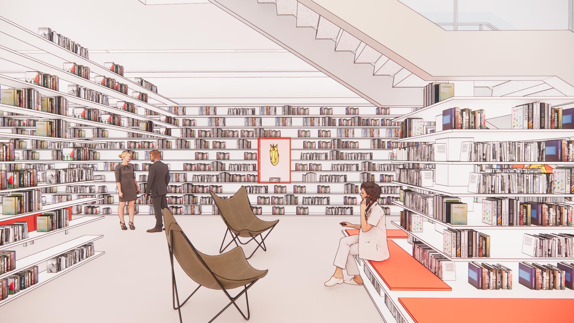Concept Ideas MIT Bookstore