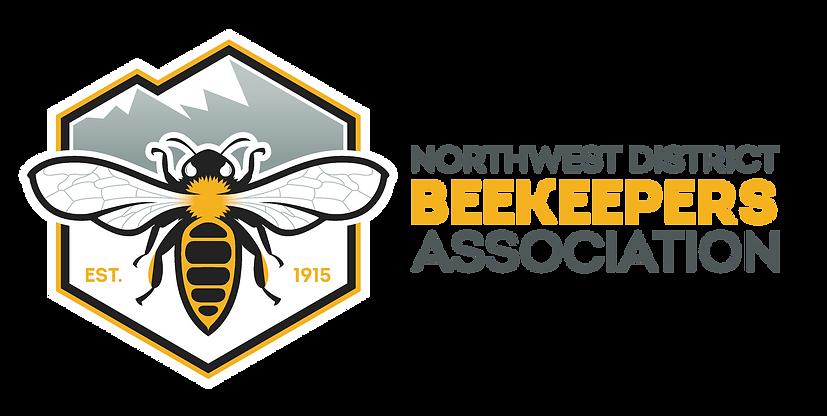 NWDBA logo beekeeping honey bee snohomish