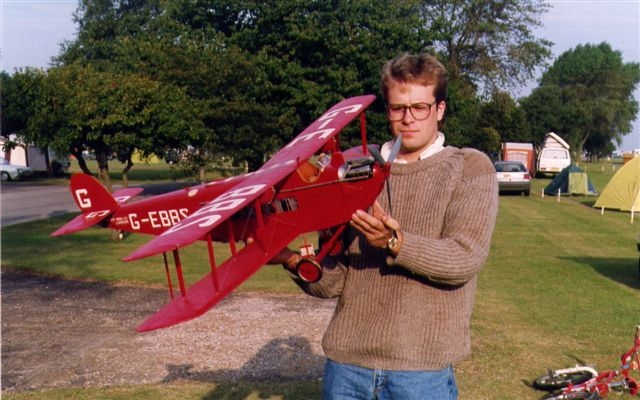 Andrew Hewitt's DH54