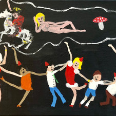 Piece 11 - A night full of strange dreams, but the conga line continues