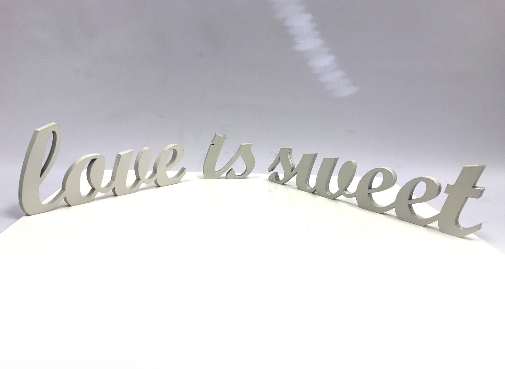 wedding-love-is-sweet-standing-letters