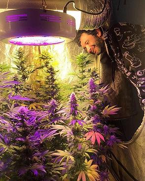 Gilberto Castro Paciente de cannabis medicinal portador de Esclerose Múltipla