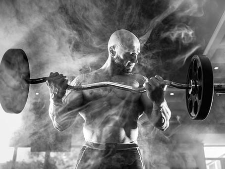 Maconha: O melhor suplemento pós-treino do fisiculturismo