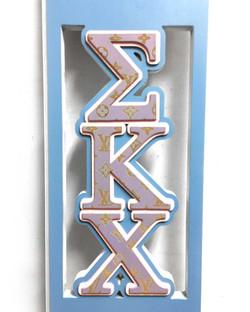 louis vuitton greek letters