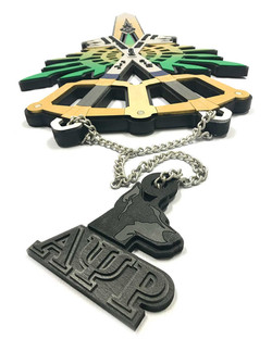 Alpha Psi Rho Keychain