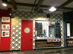 Storefront Vinyl Installation