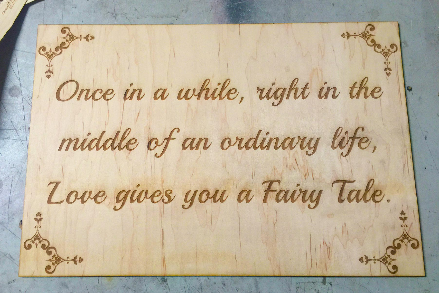 wedding-wooden-engraved-sign