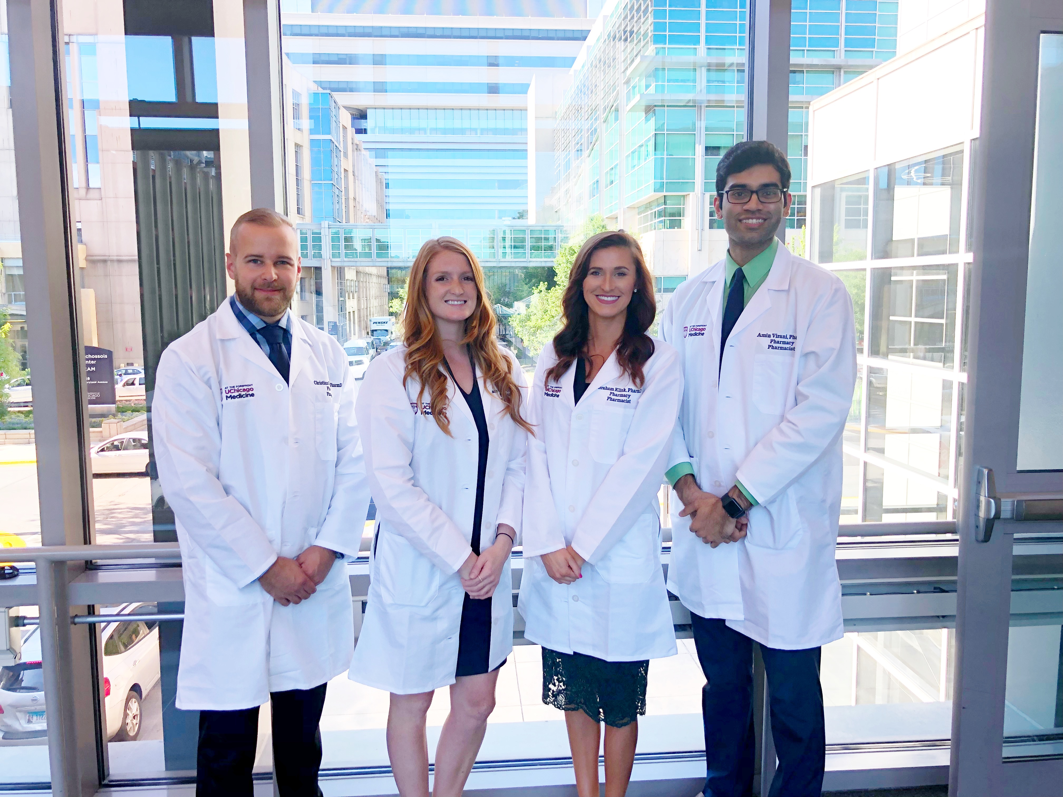 2018-2019 Residents | University of Chicago Medicine Phamacy