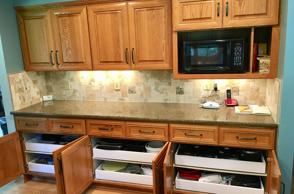 Kitchen Reface After