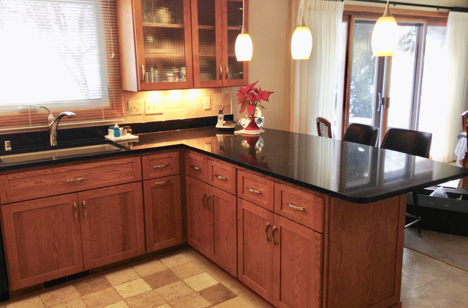 Kitchen Refacing After