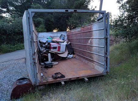 Miraculous Dumpster!