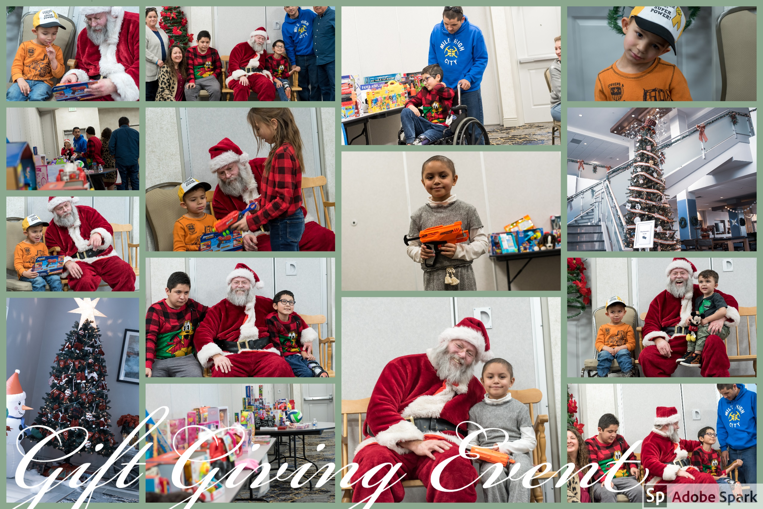gift giving event