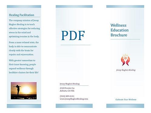 Brochure Soft Tissue Injury PDF