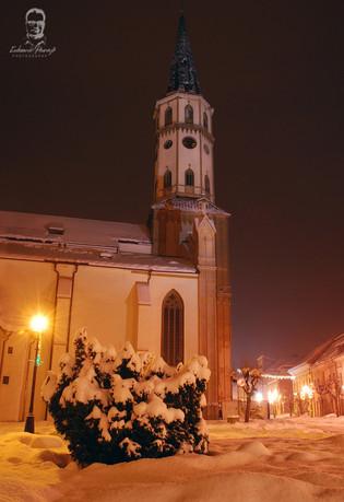 Chrám sv. Jakuba v Levoči