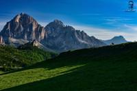 Dolomity - Passo Giau