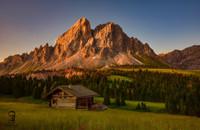 Dolomity - Passo Delle Erbe