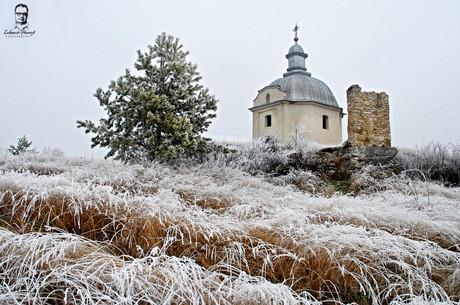Kaplnka sv. Jána Nepomuckého - Spišské Podhradie