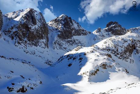 Veľká studená dolina - Vysoké Tatry