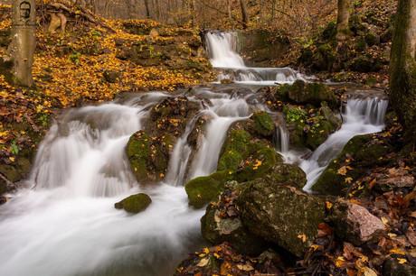 Hájske vodopády - Hálska dolina
