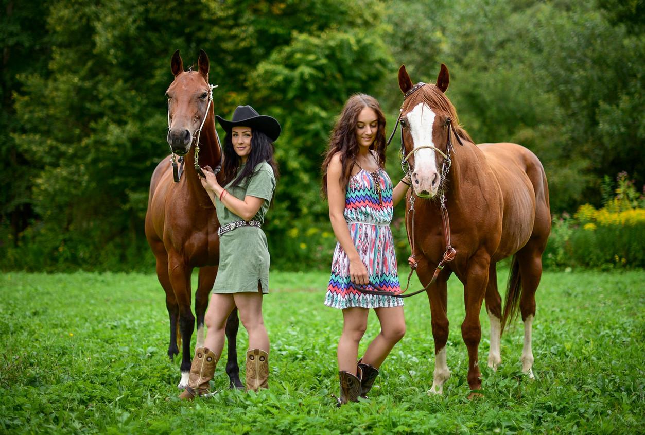 Westernové dievčatá