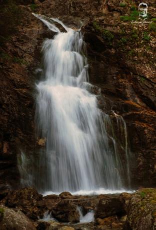 Kmeťov vodopád - Vysoké Ttary