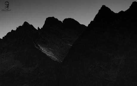 Skryté svetlo - Vysoké Tatry