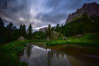 Dolomity - Passo Pordoi