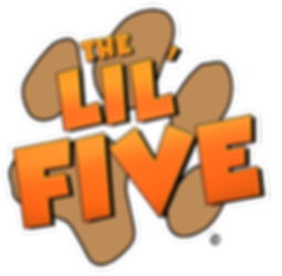The Lil Five South African Comic lil 5