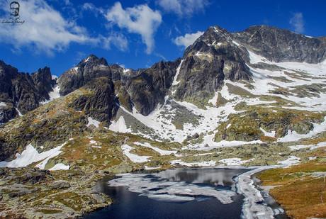 Malá studená dolina - Vysoké Tatry