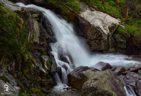 Studenovodské vodopády - Vysoké Tatry