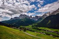 Sextenské Alpy