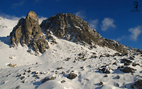 Veža pod Skokom - Vysoké Tatry