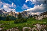 Dolomity - Passo Falzarego